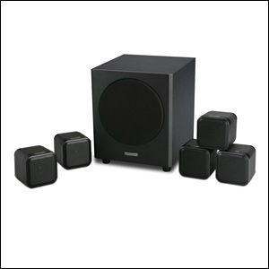 Mission M-CUBE+ 5.1 system